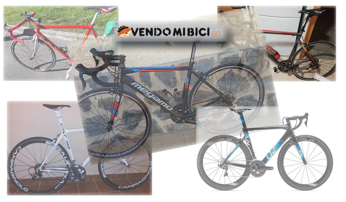 Las mejores ofertas de bicicletas de carretera de junio en Vendomibici