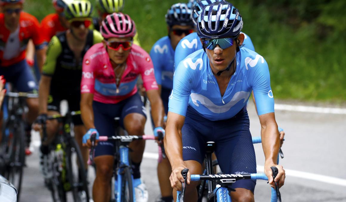 """Andrey Amador: """"No quería que se acabara el Giro"""""""