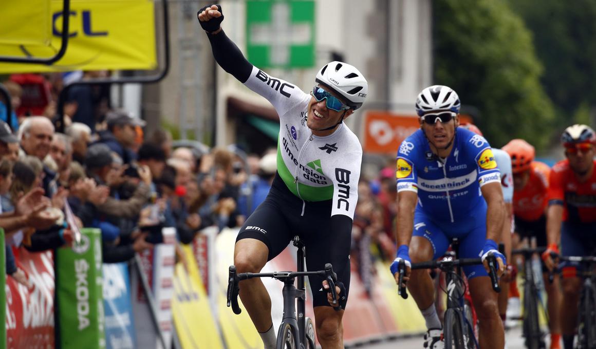 Boasson Hagen recupera su mejor versión en el Dauphiné