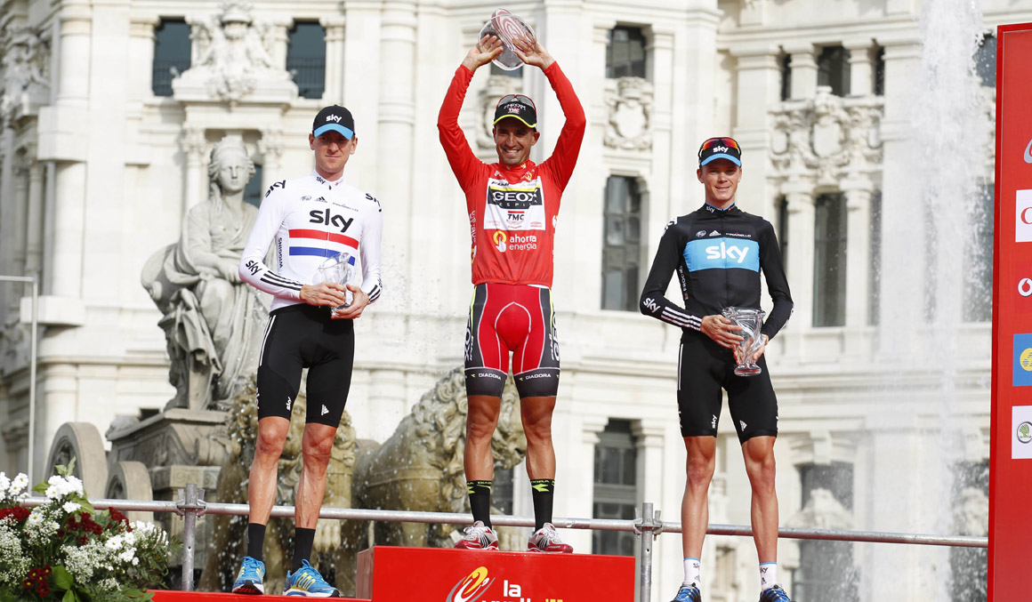 Juanjo Cobo, desposeído por dopaje de La Vuelta 2011