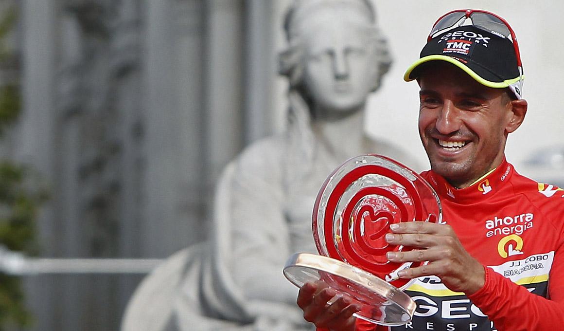La Vuelta respeta la decisión de la UCI sobre Cobo y recuerda su compromiso antidopaje