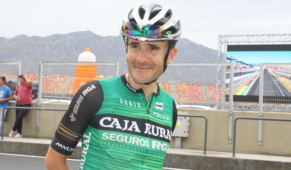 Sergio Pardilla vuelve a la competición en tierras francesas