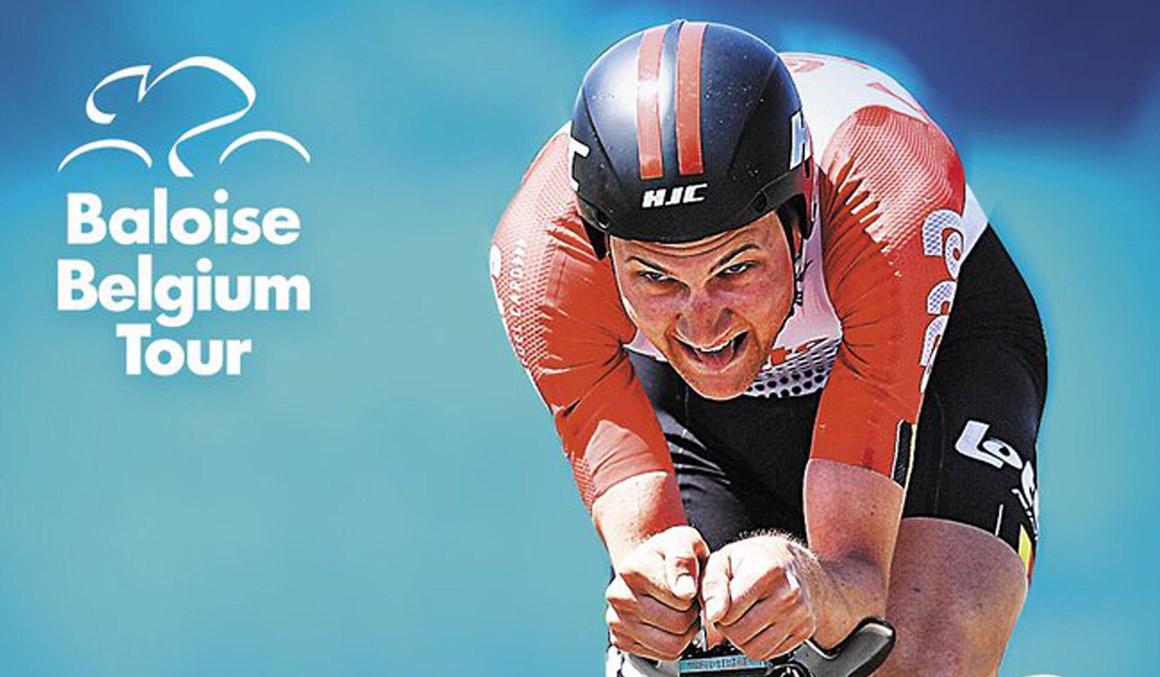 Tour de Bélgica: Wellens gana la crono y Evenepoel sigue líder