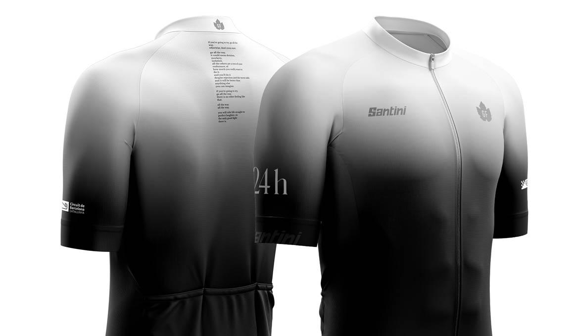 GF 24h presenta su maillot oficial