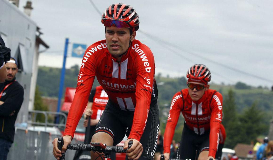 Tom Dumoulin no correrá el Tour de Francia