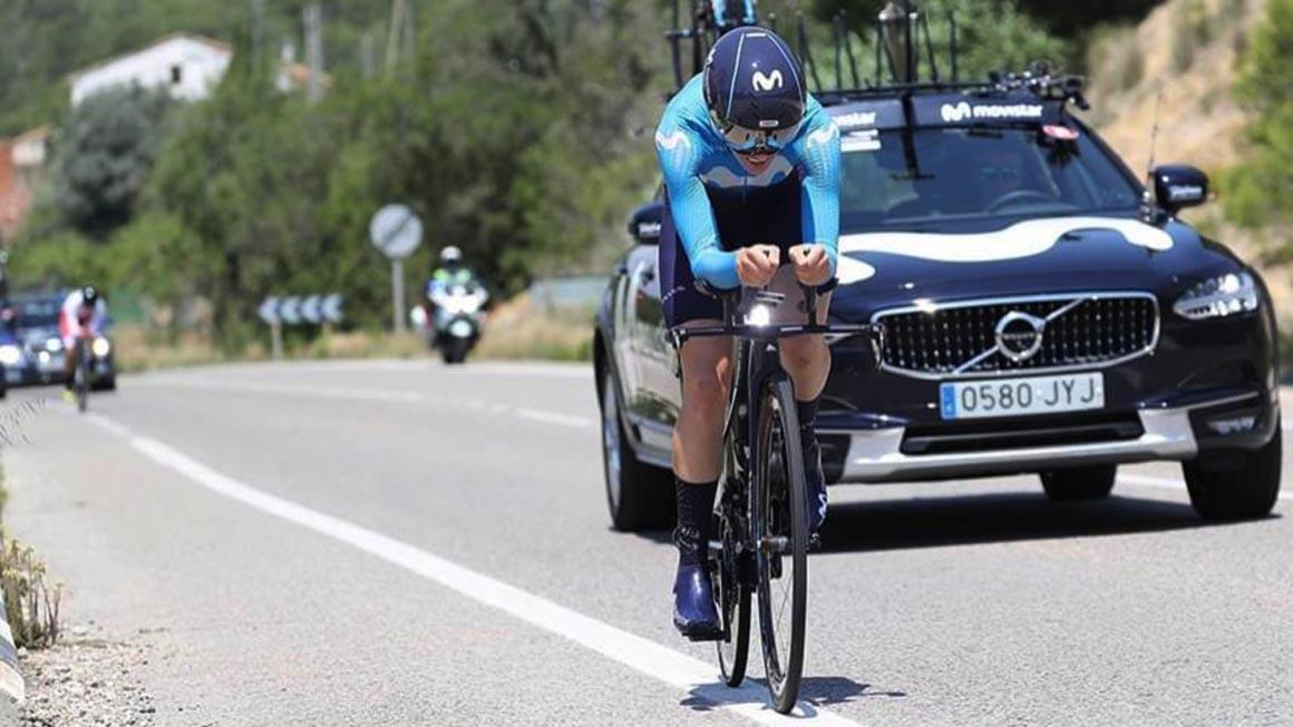 Movistar Team, favorito en la crono Élite-Sub23 femenina del Campeonato de España