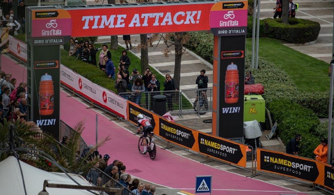 Namedsport, energía y potencia para el Tour de Francia