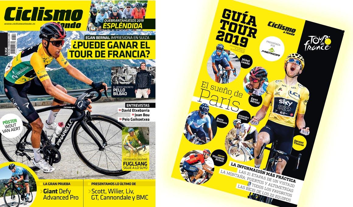 ¡Ciclismo a Fondo 416 ya a la venta!