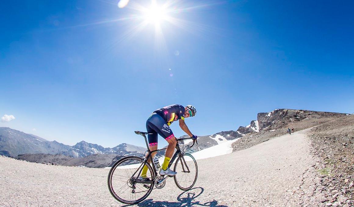 La marcha cicloturista  Sierra Nevada Límite supera los 600 inscritos