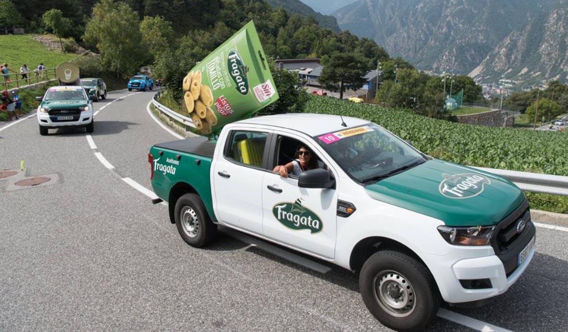 Aceitunas Fragata y La Vuelta siguen unidos