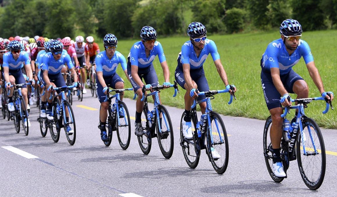 Las estadísticas de los equipos del Tour