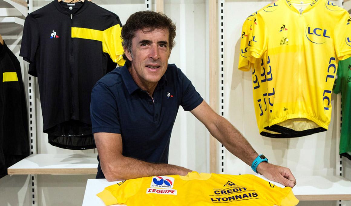 """Pedro Delgado: """"Posiblemente Bernal sea el primer colombiano en ganar el Tour"""""""