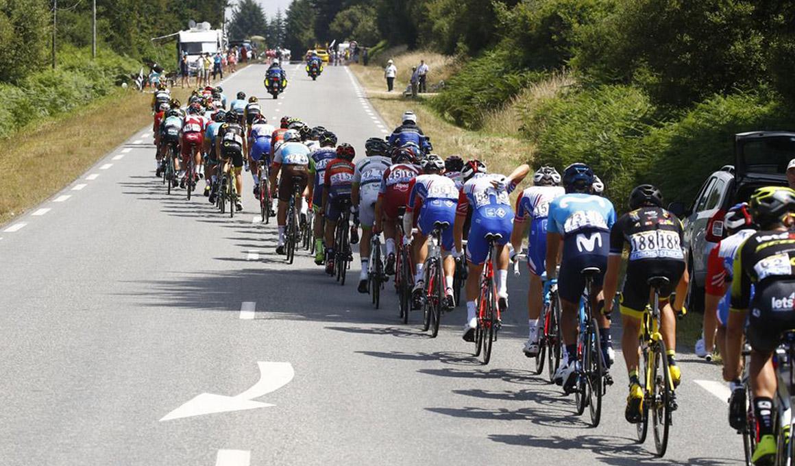 Estos son los 176 ciclistas del Tour de Francia y sus dorsales