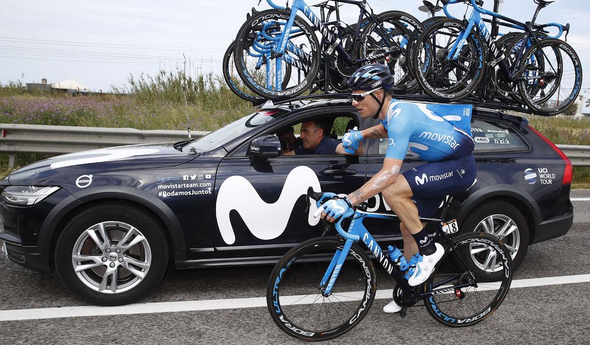 El 86% de los conductores españoles respeta la distancia de seguridad al adelantar ciclistas