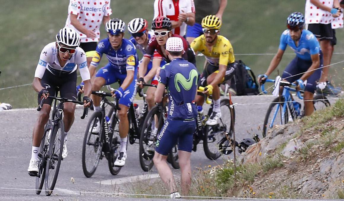 Tour de Francia: vídeo resumen de la 18ª etapa