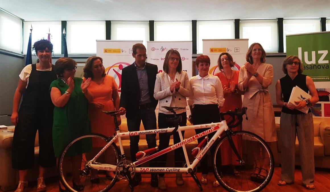 Women Cycling presenta a Casa Dorada como su patrocinador principal