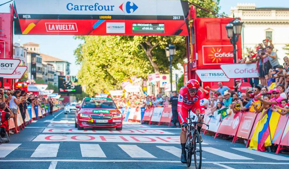 Carrefour renueva como patrocinador principal de la Vuelta