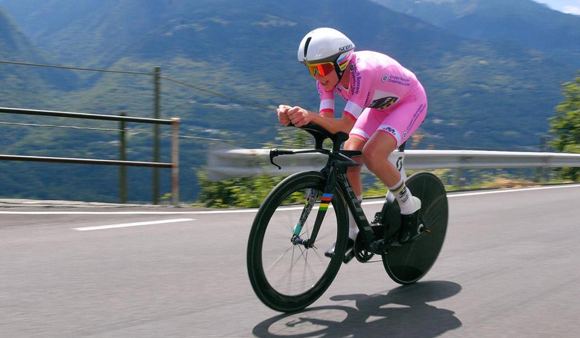 Giro Rosa: Annemiek Van Vleuten, intratable  también en la CRI de Teglio