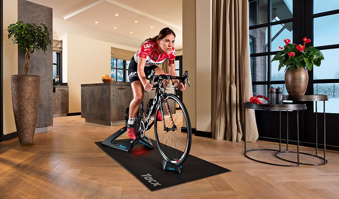 Aprende a ajustar tu bici en casa