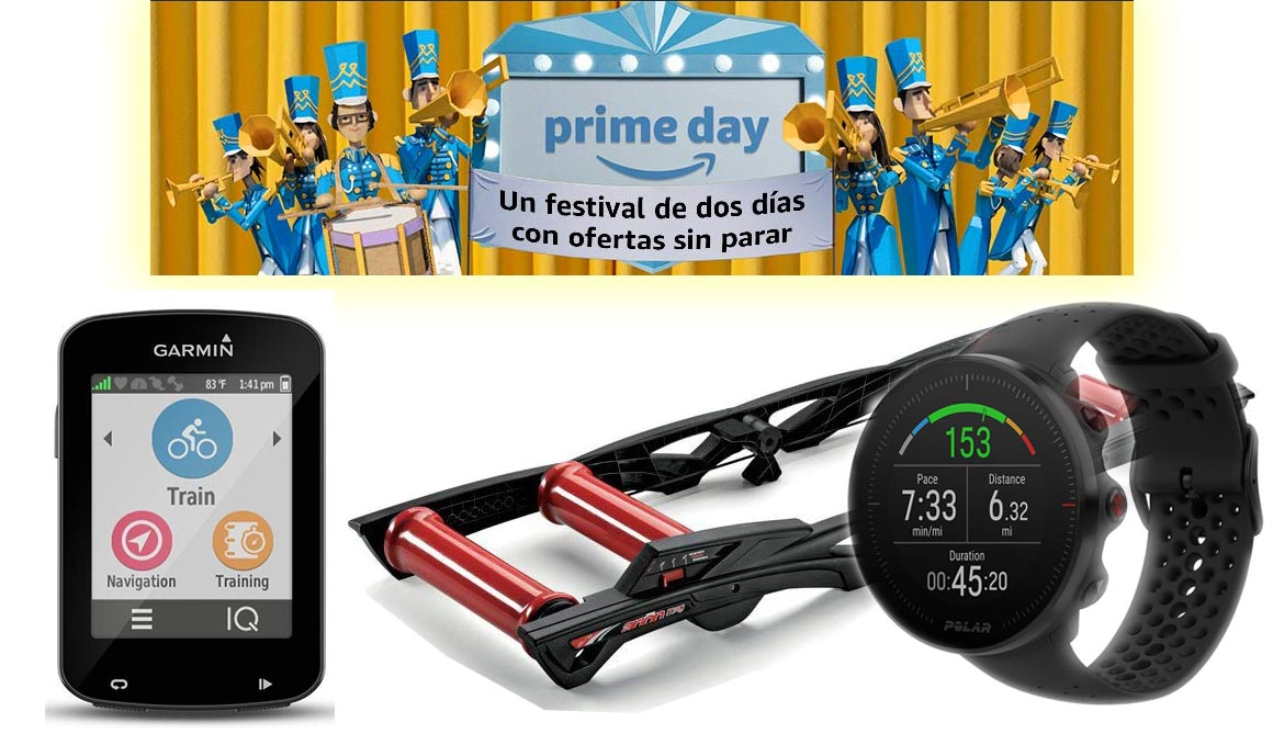 Ya están aquí  las mejores ofertas para ciclistas del Amazon Prime Day