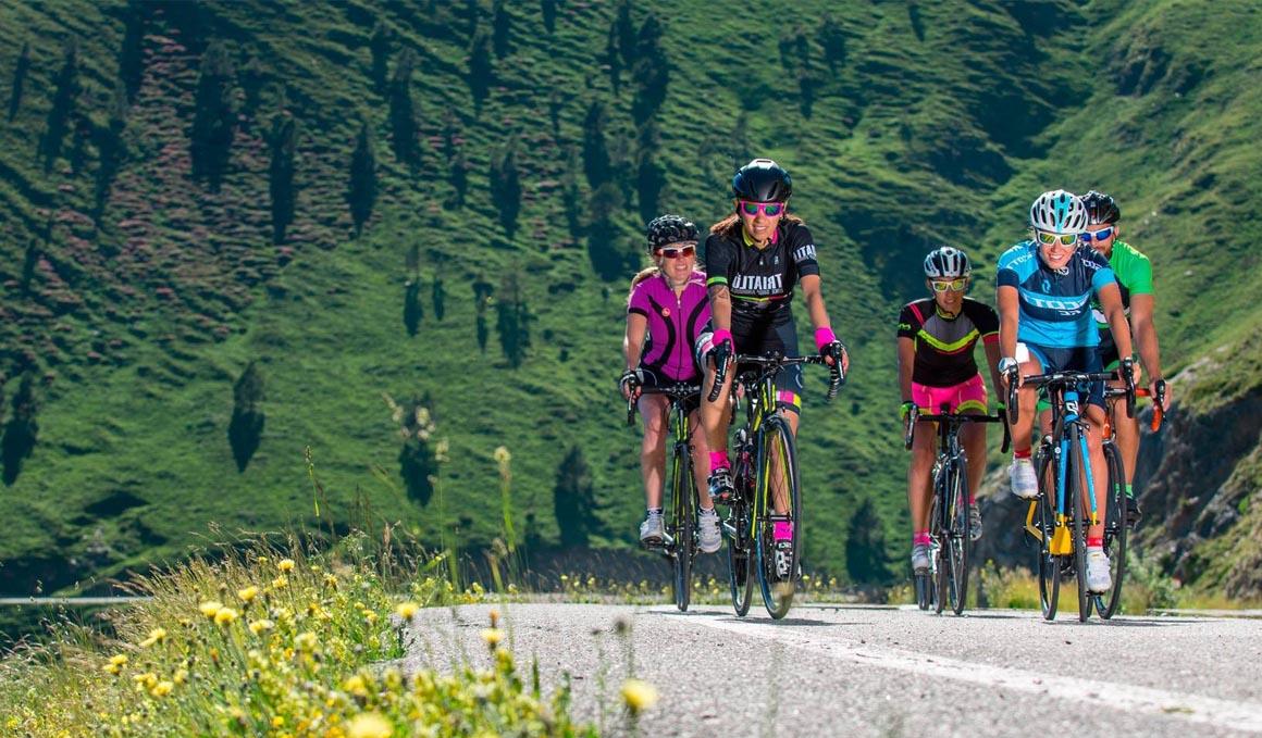 Andorra apuesta por el ciclismo: Arcalís solo en bici