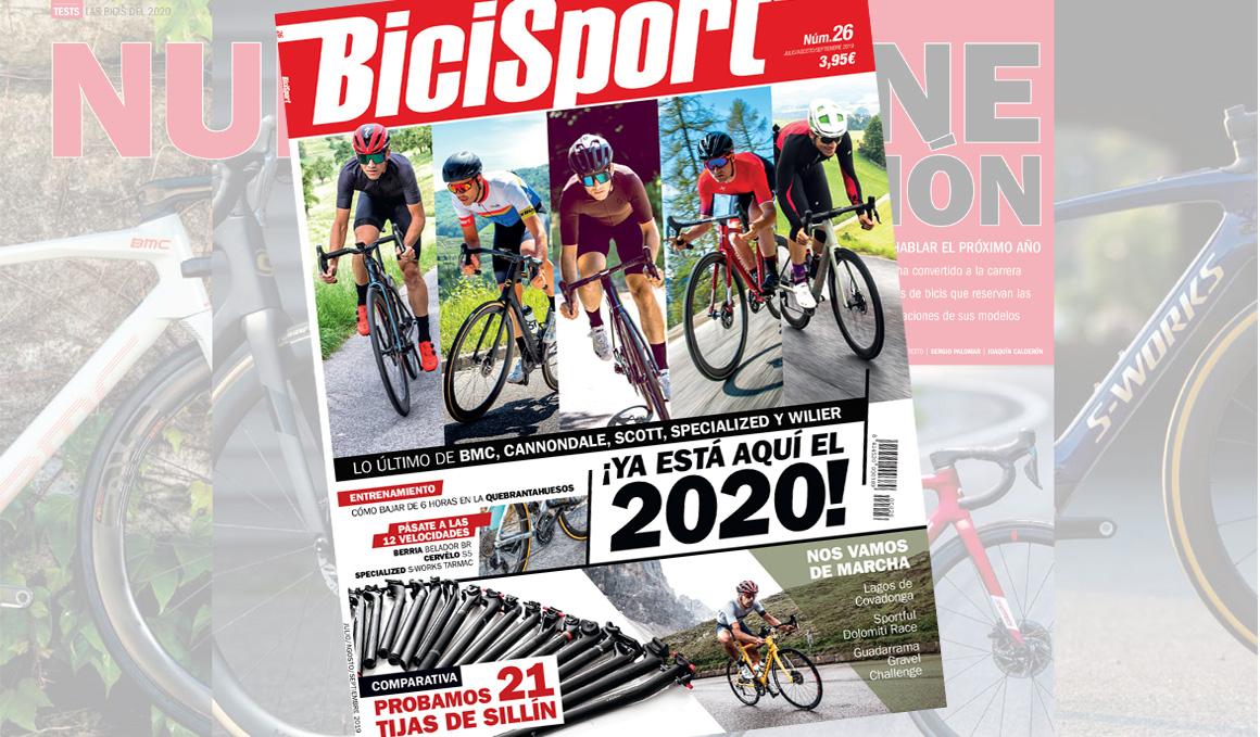 Bicisport 26 ¡Ya a la venta!