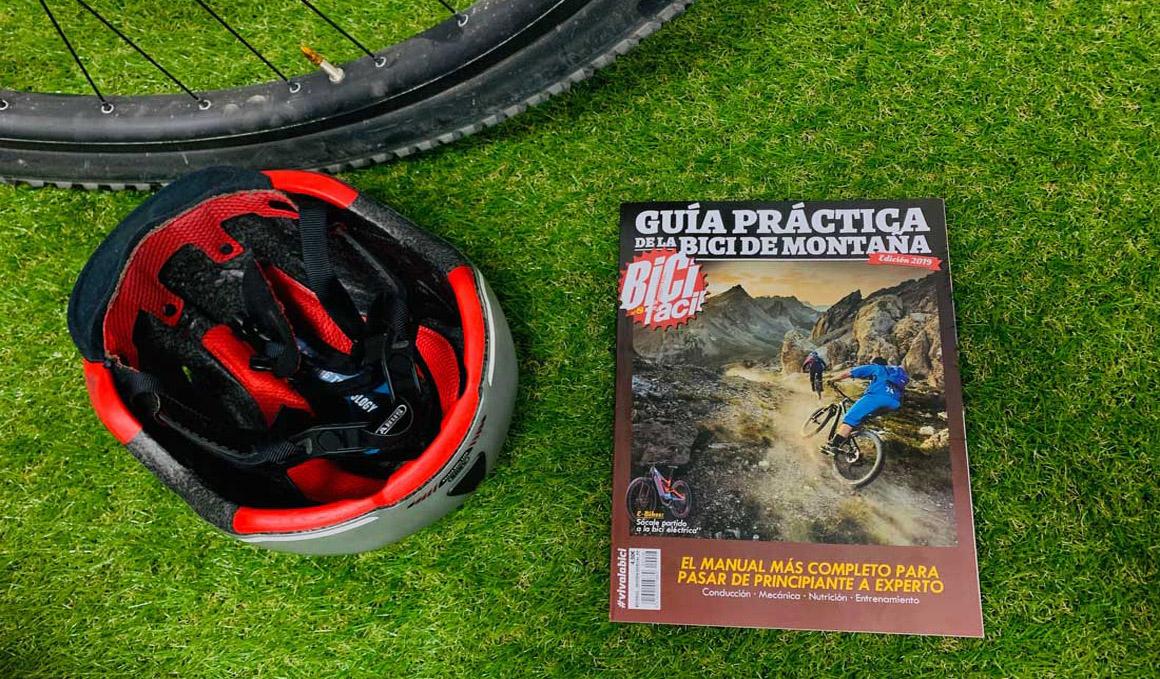 BICIFÁCIL número 8: de principiante a experto con la mountain bike
