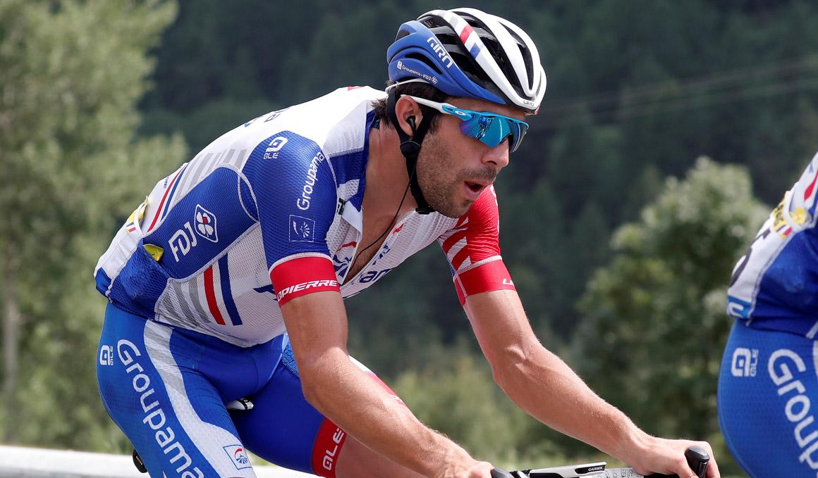 "Pinot, tras abandonar la carrera: ""Podía ganar el Tour"""