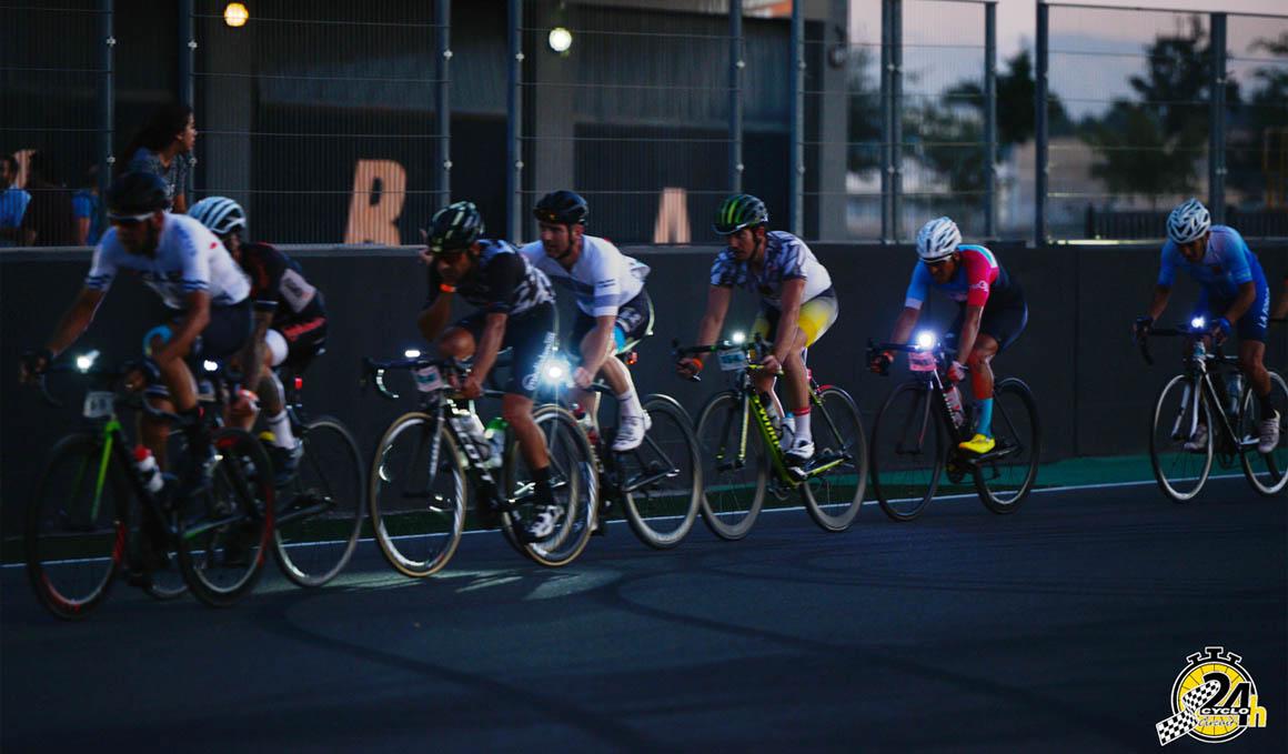 24 Horas Cyclo Circuit. Campeonato de España de Ultrafondo 24 horas