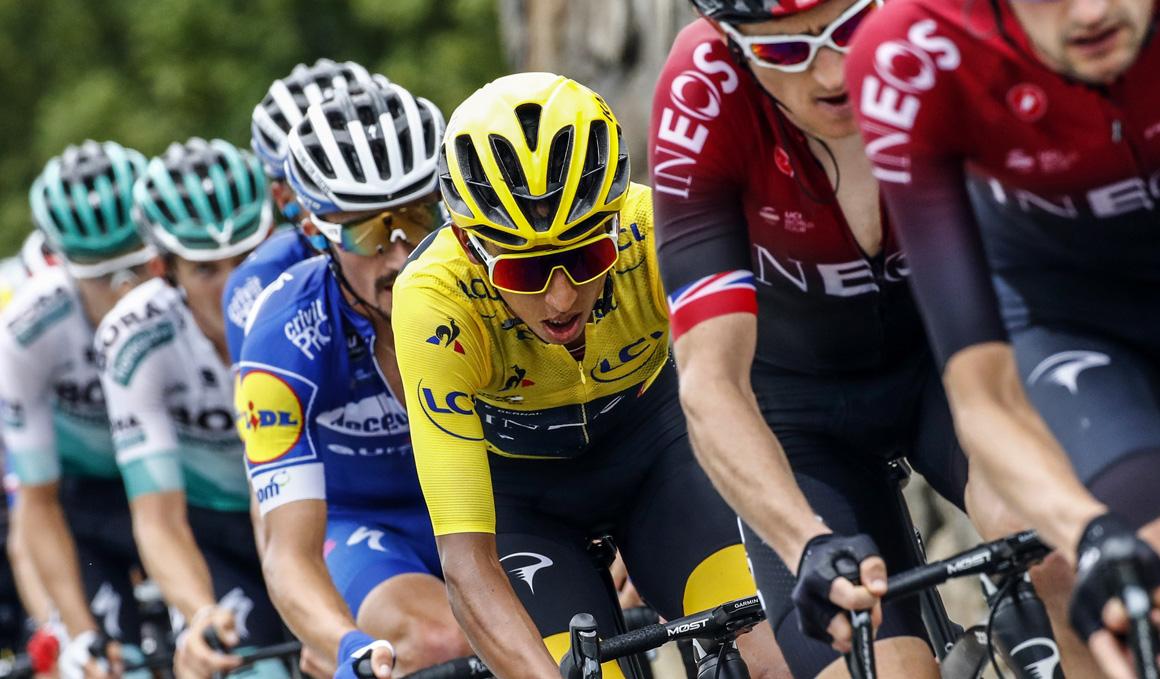 Los mejores del Tour de Francia 2019