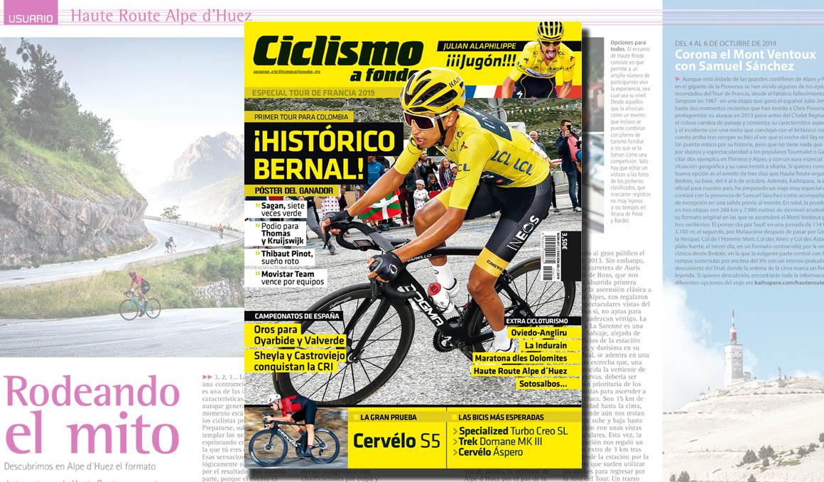 ¡Ciclismo a Fondo 417 ya a la venta!