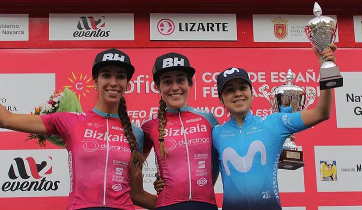 El equipo Bizkaia Durango aparta a Enara López