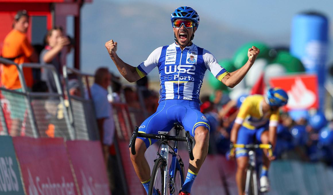 João Rodrigues gana la 4ª etapa y Veloso continúa líder en la Vuelta a Portugal