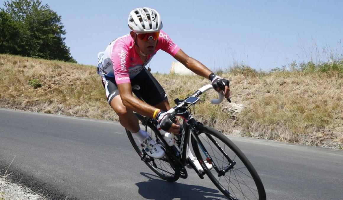 Vuelta a Portugal: Marco Tizza gana en la cima de Guarda y Veloso sigue líder
