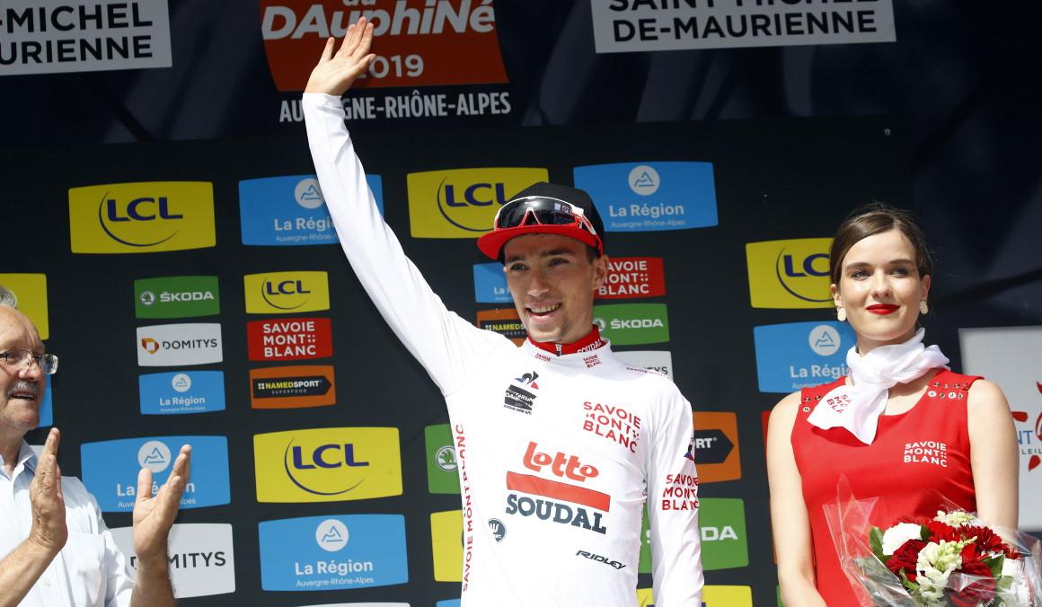 Fallece Bjorg Lambrecht tras sufrir un accidente en el Tour de Polonia
