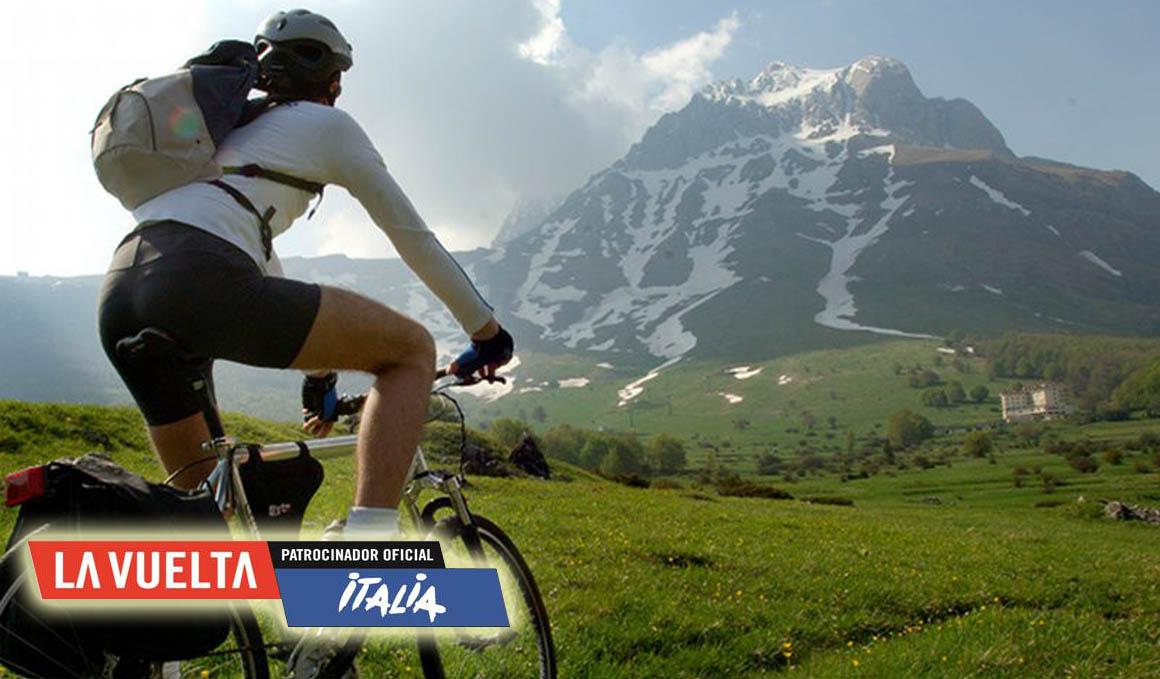 ITALIA, patrocinador de La Vuelta ciclista a España 2019