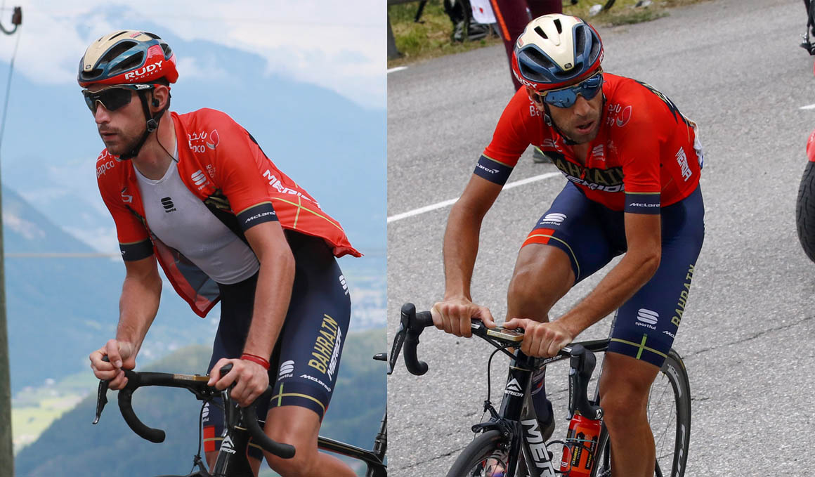 Vincenzo y Antonio Nibali firman con Trek-Segafredo