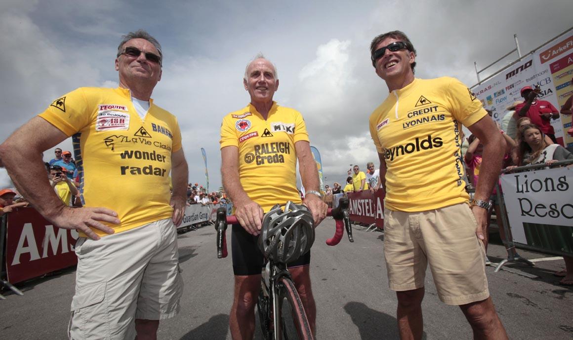 Aquella etapa de la Sierra de Gredos… La Vuelta del 83