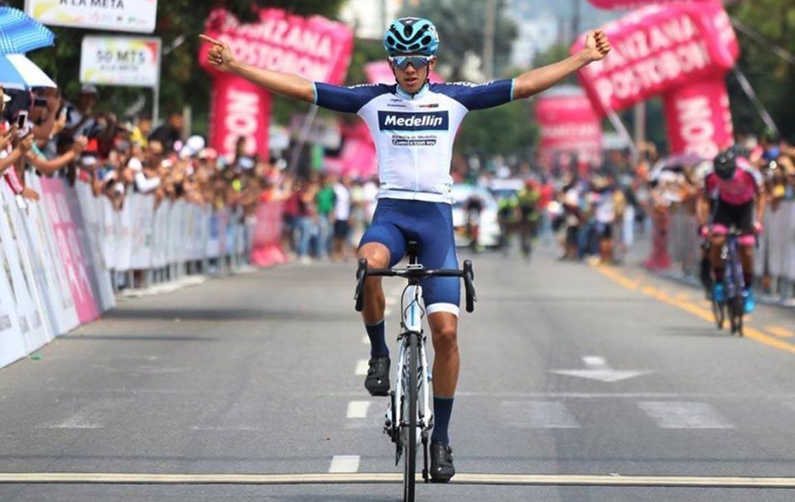 Harold Tejada Canacue al equipo profesional de Astana