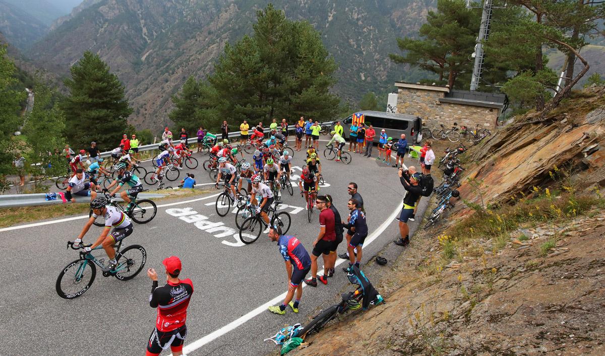 La Montaña de la Vuelta 2019