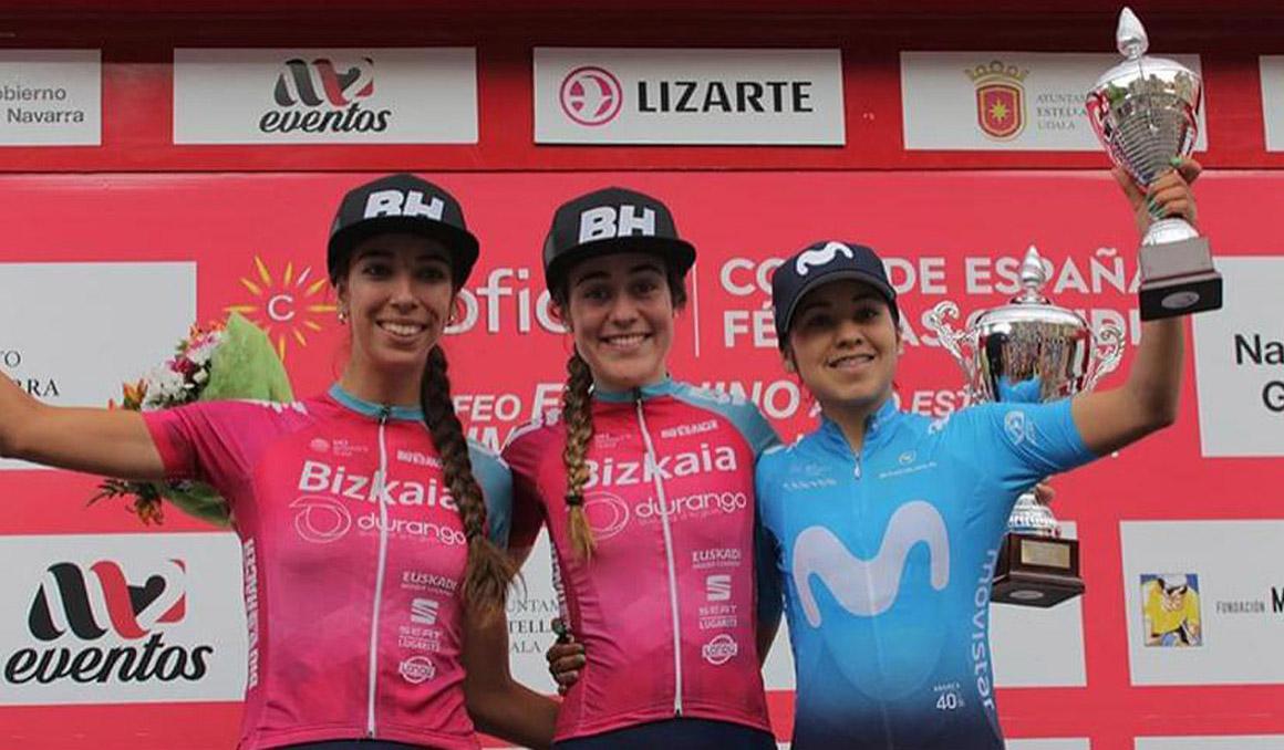 Enara López se une a Casa Dorada Women Cycling