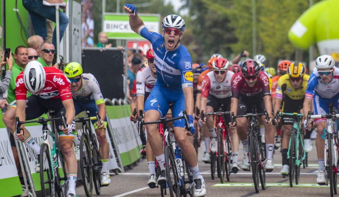 Binck Bank Tour: Hodeg gana la 5ª etapa y Wellens sigue líder