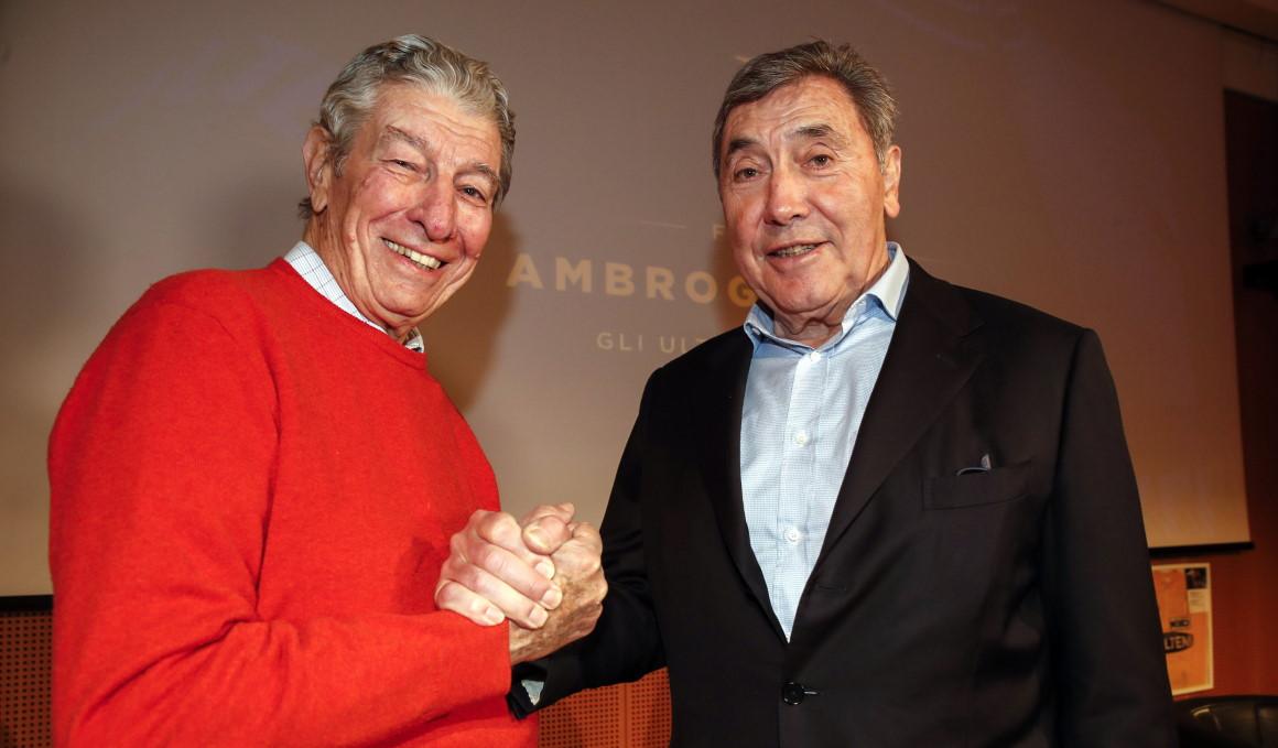 Fallece a los 76 años Felice Gimondi, ganador de las tres grandes