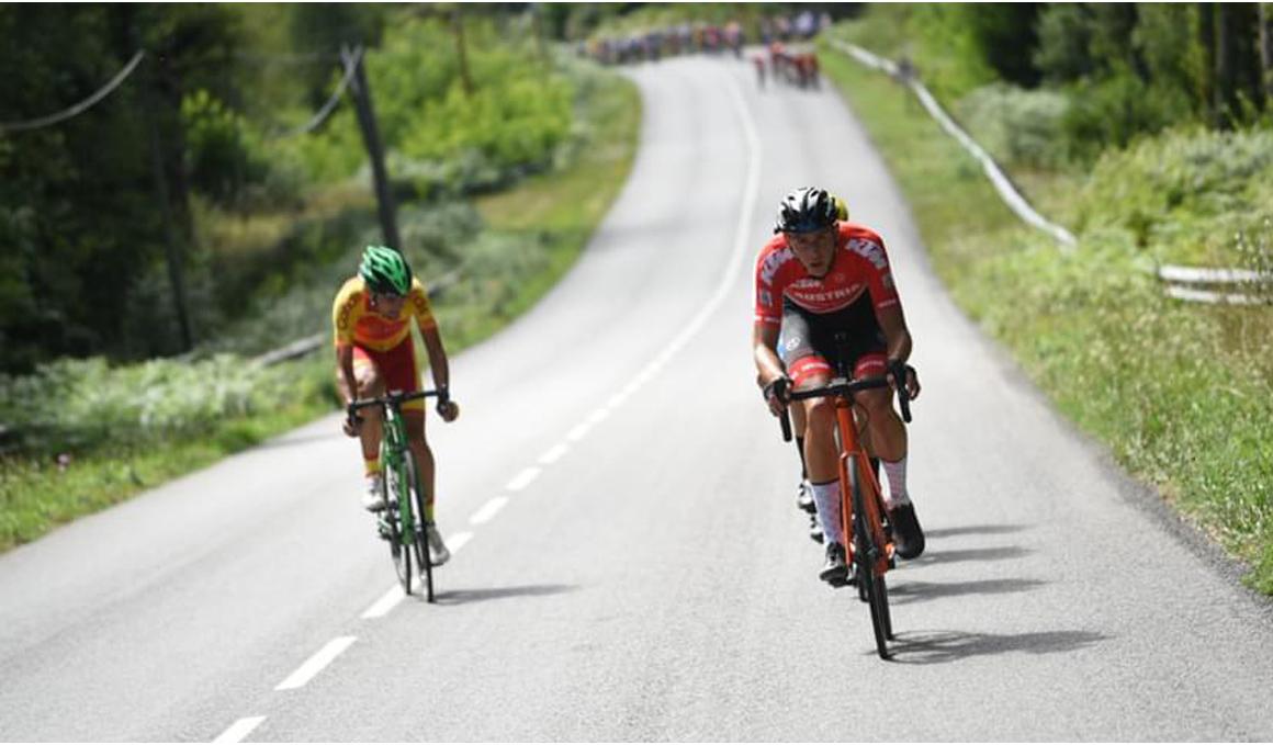 Tour del Porvenir: Berrade finaliza 7º en un gran día de Lazkano