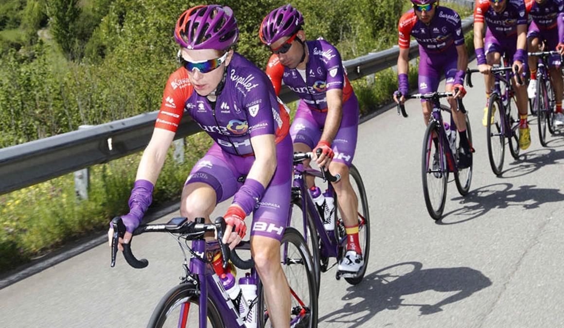 Burgos BH confirma el equipo con el que afrontará su segunda Vuelta a España