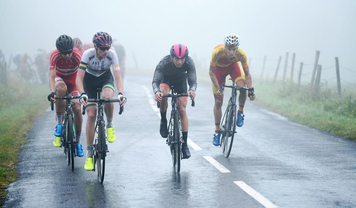 Urko Berrade, 10º en una complicada 6ª etapa del Tour del Porvenir