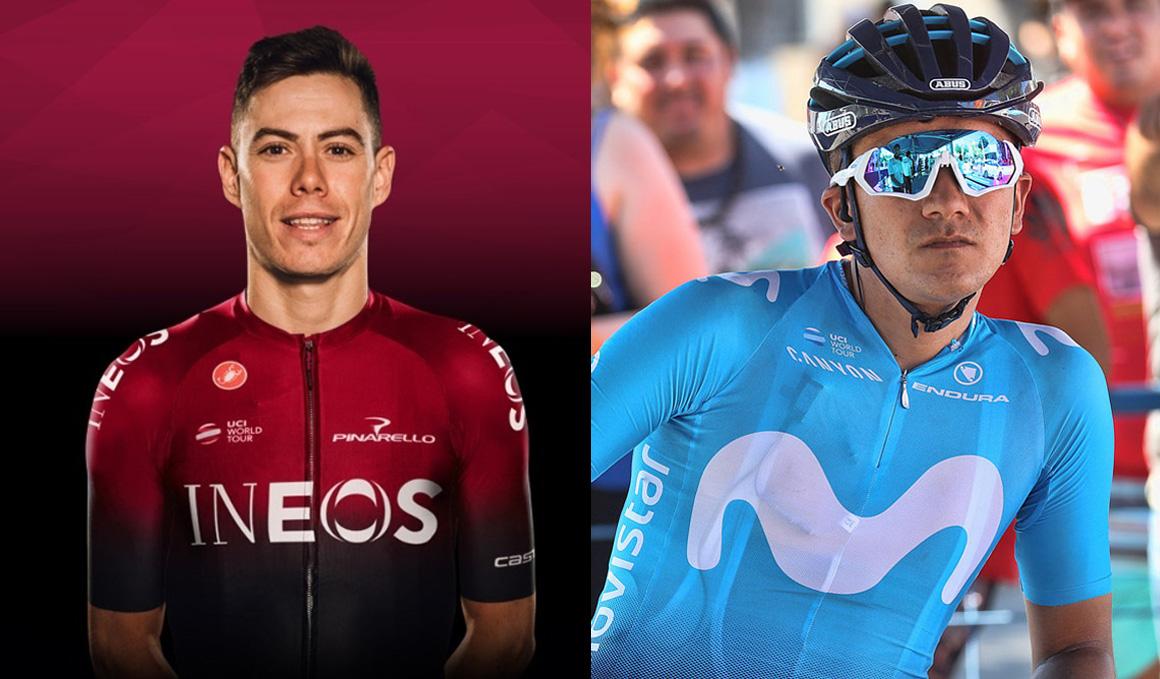 De la Cruz correrá finalmente la Vuelta; Carapaz, duda de última hora