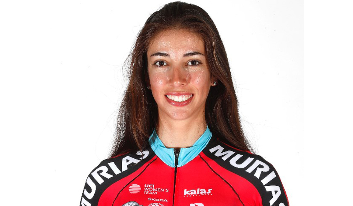 Sandra Alonso ficha por Casa Dorada Women Cycling Team