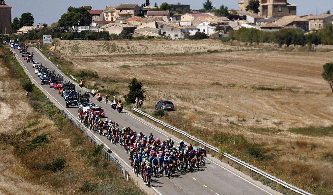 Curiosidades y datos de la Vuelta 2019