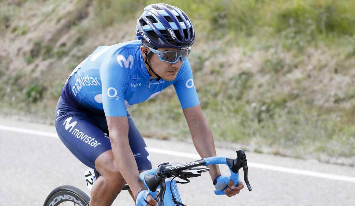 Richard Carapaz, baja de última hora en la Vuelta